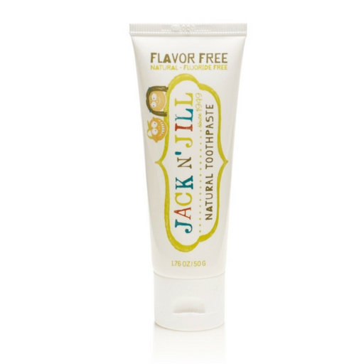 Jack N' Jill - Flavour Free Toothpaste - Wellness Home and Life