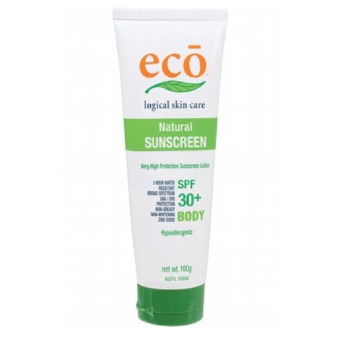 Eco Logical - Body Sunscreen SPF 30+ - Wellness Home and Life