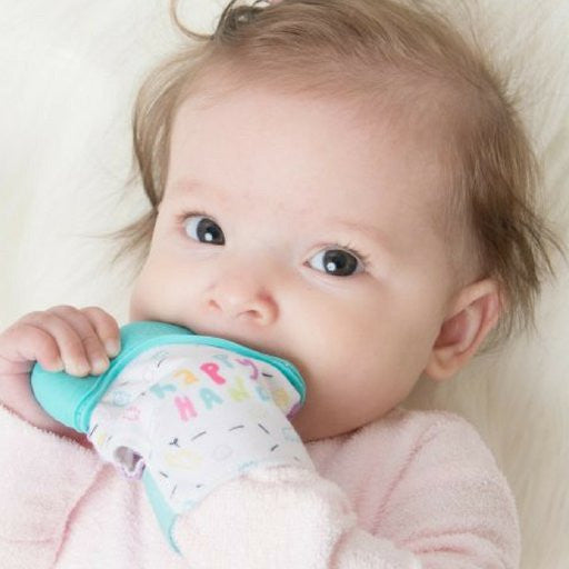 BECALM® Teething Mitt