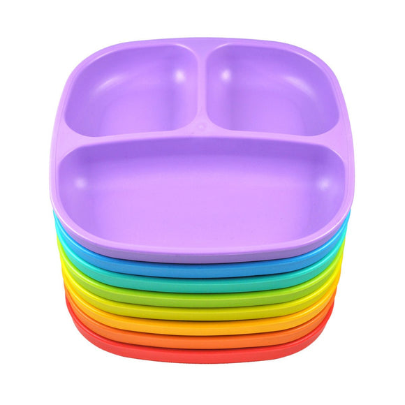 RePlay Divided Plates (5 Pack) - Wellness Home and Life
