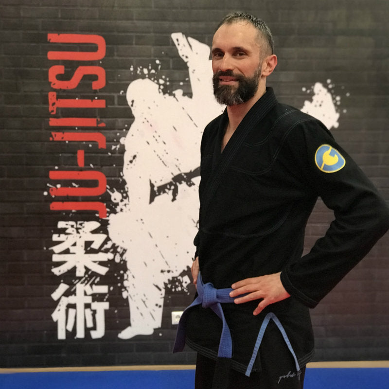 Predrag Jovanovic: Keep on training, no matter how long and hard bjj journey seems to be.