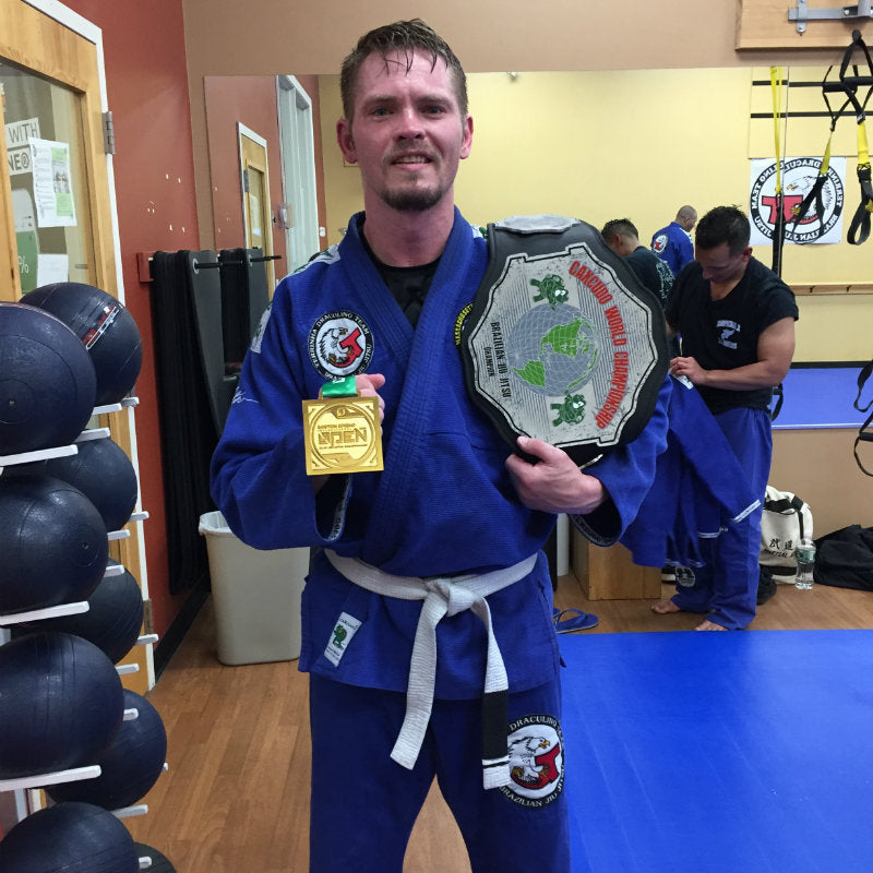 Keith Anderson: Continue on your path in Jiu-Jitsu no matter what.