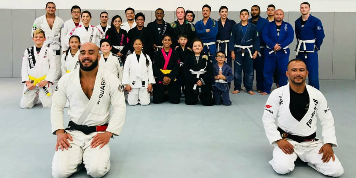 Gold BJJ- Chris Marquez