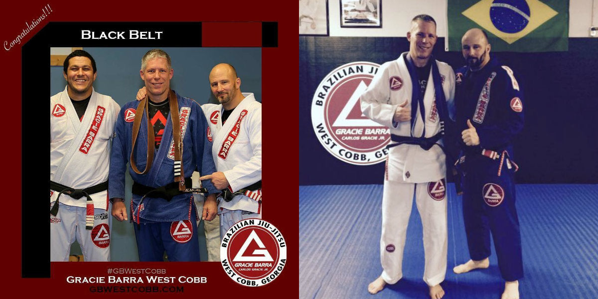 Gold BJJ- Jim Lenocker