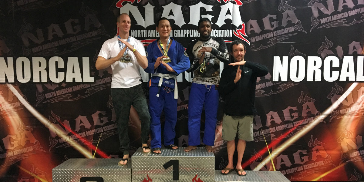 Gold BJJ- Andy Chow