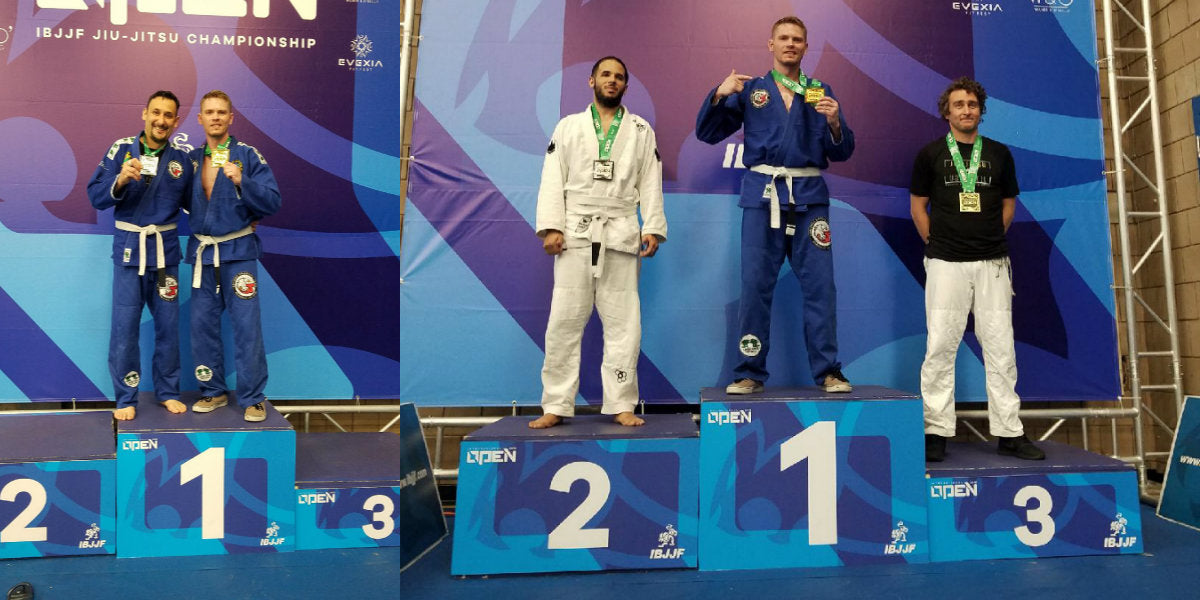 Gold BJJ- Keith Anderson