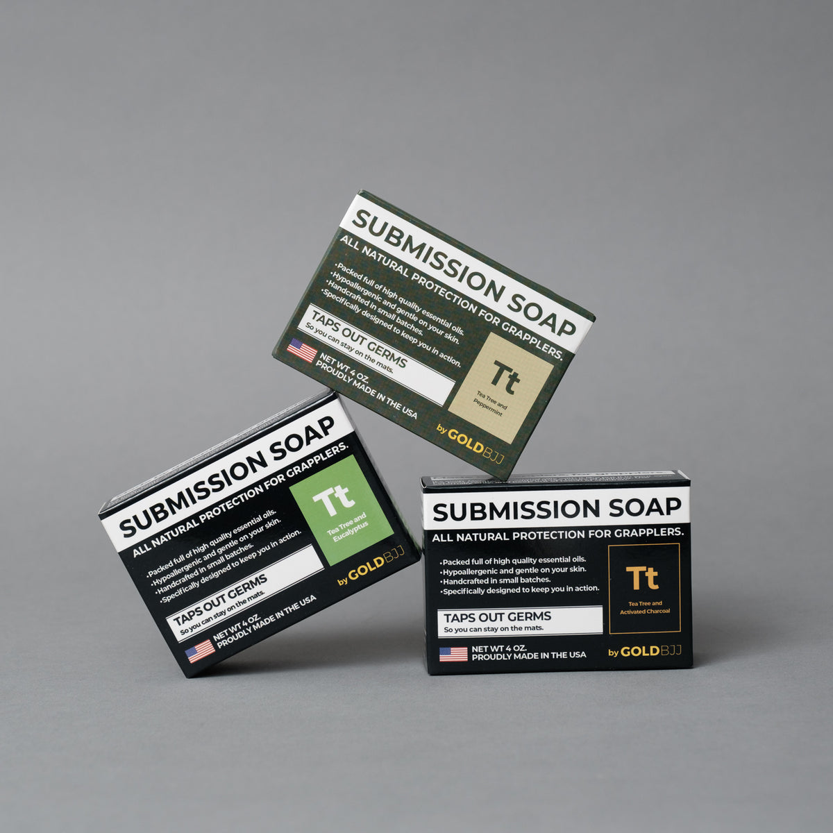 Submission Soap