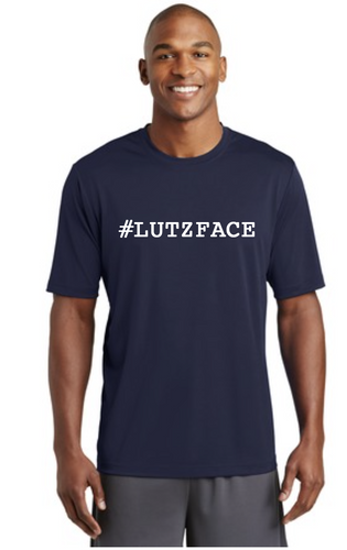 Team Power Blast - #lutzface shirt