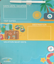 CMV Vacation Countdown Board
