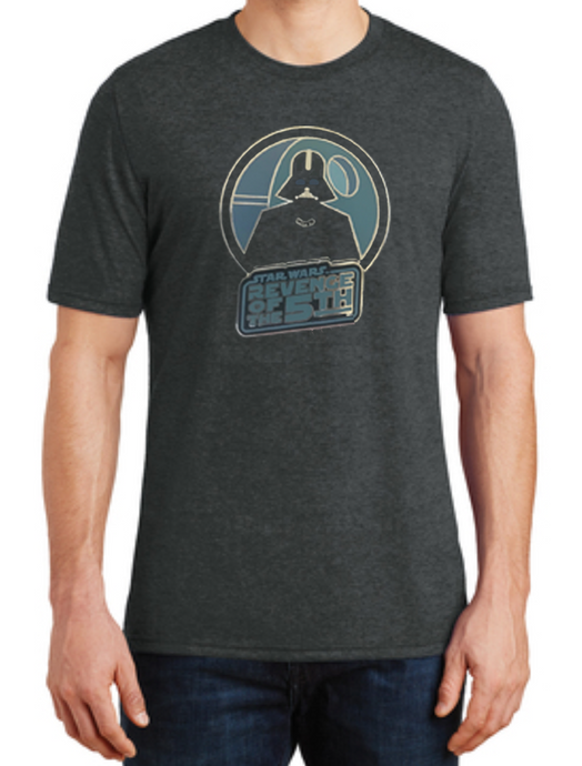 Revenge of the 5th Custom Tee & LIMITED EDITION Revenge of the 5th Star Wars Pin COMBO