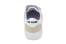 No Name Arcade Straps White/Natural sneaker
