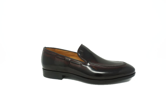 RARE Oxblood Leather Loafer - Studio D Shoe Boutique