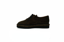Castañer Funes Velvet Lace-Up