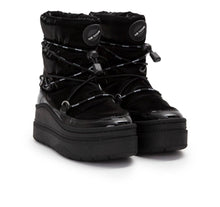 No Name Jump Black Nylon Snow Boot - Studio D Shoe Boutique