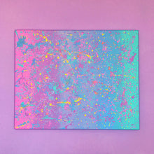 Splatter Wall Painting