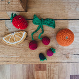 Crochet Fruit and Veggies