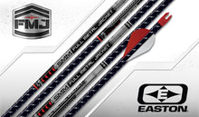 Easton 5MM FMJ Arrows with Blazer Vanes