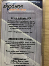 Matrix Survival Pack -31""