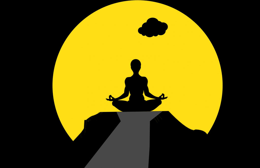 Vipassana meditation for peace of mind in quarantine