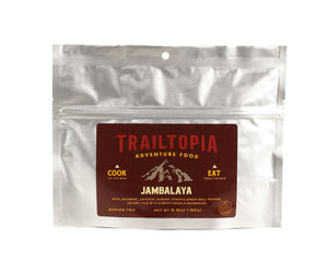 Trailtopia - Jambalaya Trail Food