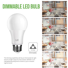 8.5W Dimmable LED Light Bulbs 6 Pack