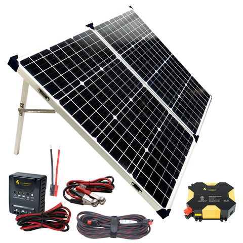 Lion Energy | Beginner DIY Solar Power Kit