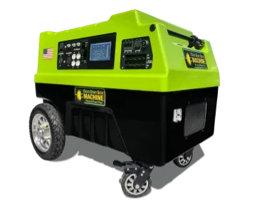 Clean Green Solar Machine - Personal Power Plant 12kWh