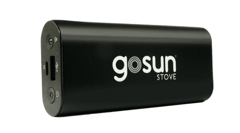 GoSun | SolarCharge 30 - 6000mAh Solar/USB Charger - Wi-Buy