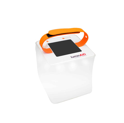 LuminAid | PackLite Hero Portable Solar Light 2-in-1 Supercharger - Wi-Buy