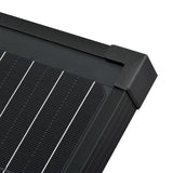 Rich Solar | 100 WATT PORTABLE SOLAR PANEL BLACK