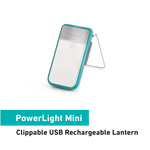 BioLite | Power Light Mini (Teal) - Camping Light