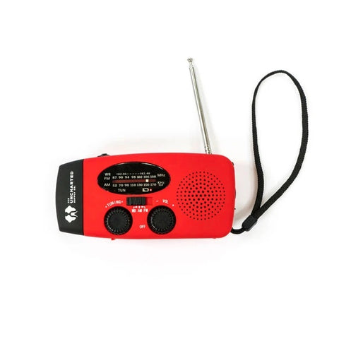 WB Crank Radio - Wi-Buy