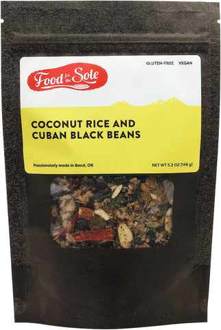 Food for the Sole | Coconut Rice and Cuban Black Beans - Wi-Buy