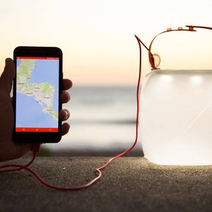 PackLite Max 2-in-1 Phone Charger/ Portable Solar Light
