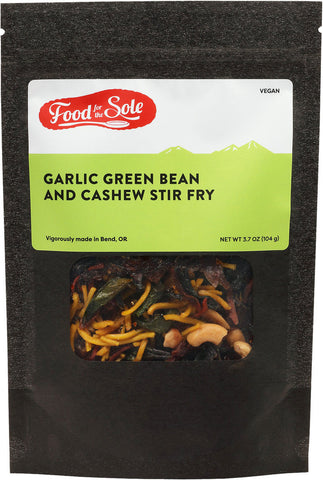 Food for the Sole | Garlic Green Bean and Cashew Stir-Fry - Wi-Buy