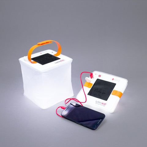 LuminAid | PackLite Max 2-in-1 Phone Charger/ Portable Solar Light - Wi-Buy