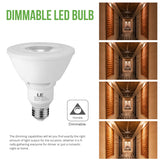 Lighting Ever | 11W Dimmable LED Spotlight Bulb 8 Pack - Wi-Buy