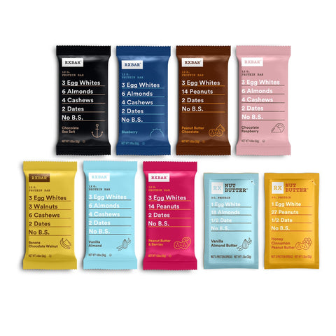 RxBar | Protein Bars (Performance Pack)