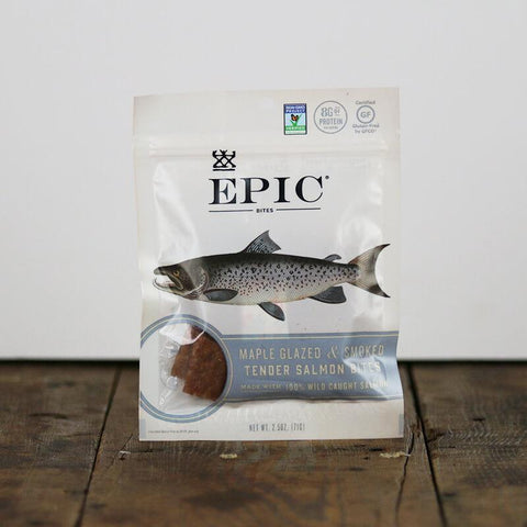 Epic Provisions | Salmon Bites - Wi-Buy