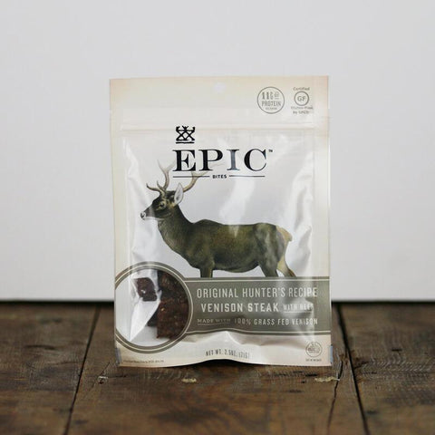 Epic Provisions | Venison with Beef Bites - Wi-Buy
