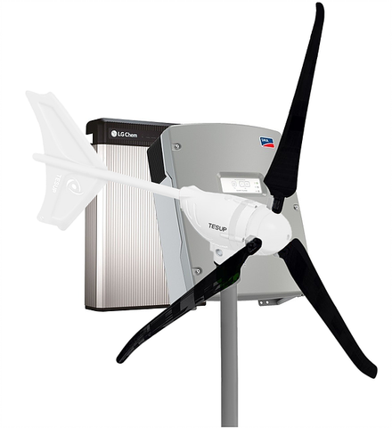 Home Wind Systems - Home Wind Kit - Wi-Buy