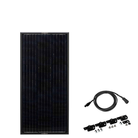 OBSIDIAN 45 WATT SOLAR PANEL KIT - Wi-Buy