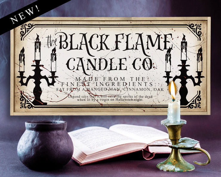 The Black Flame Candle Co.