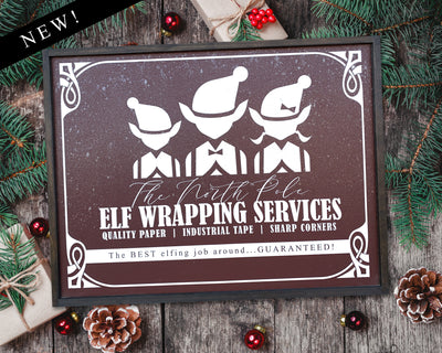 Elf Wrapping Services