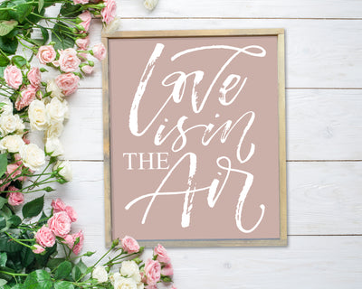 Love is in the Air<br> ( COLORS CUSTOMIZABLE )