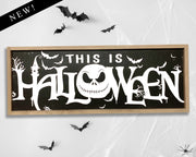 This Is Halloween - Jack Skellington<br> ( COLORS CUSTOMIZABLE )