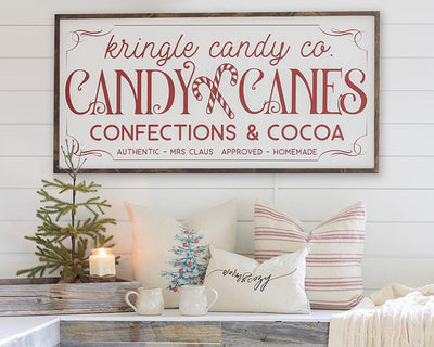 Kringle Candy Co. Candy Canes