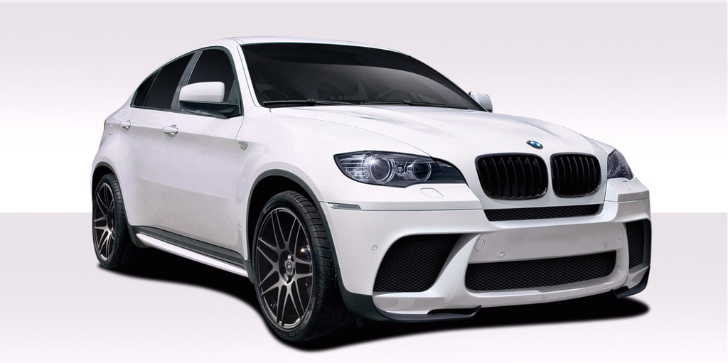 2010 2014 Bmw X6 E71 E72 Duraflex Body Kit