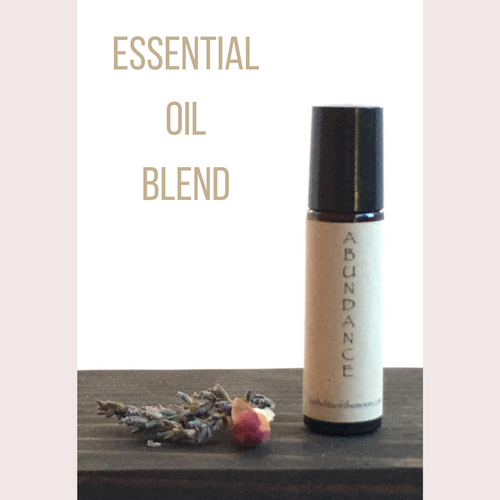 Abundance Scent Your Intention Roller