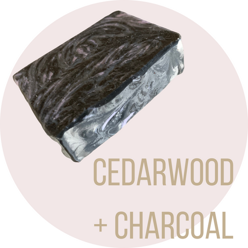Cedarwood+Charcoal Bar